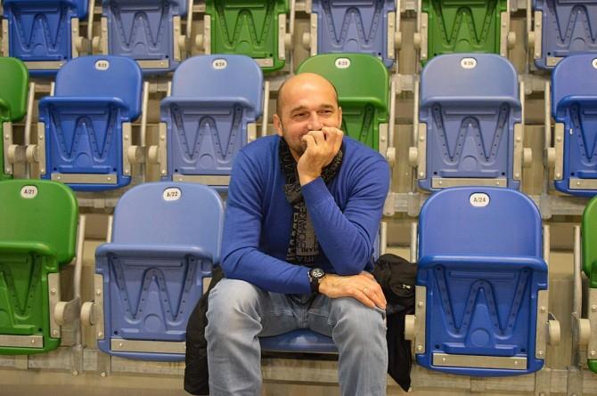 Peter DÁVID - trenér A týmu Černých andělů