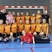Starší žákyně DHK na turnaji v Ústí nad Labem